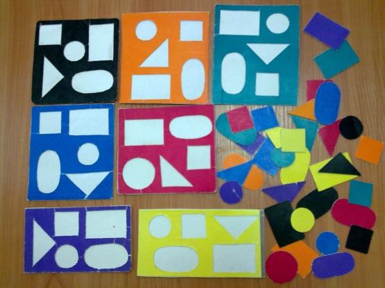 Игры своими руками по математике для младшей группы